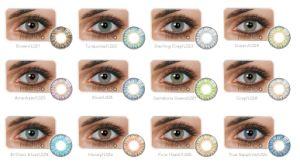 5e0dd682c6 Freshgo/Bella/Cinderilla Pro Series lentes de contacto de colores  naturales, de nuevo