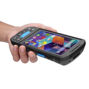 Androider RFID Leser-industrielle Logistik-Eilbote des schroffen Hand-PDA Barcode-Scanner-