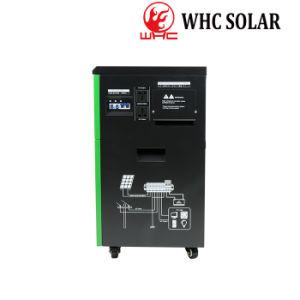 ホームアプリケーション2400wh携帯用太陽発電機の電源