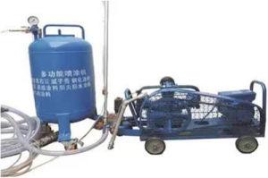Spruzzatore senz'aria elettrico potente della vernice mastice/di struttura/macchina di spruzzatura