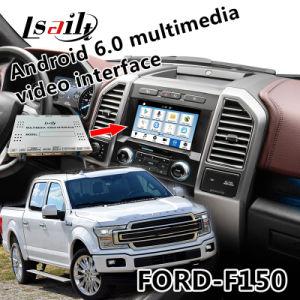 Sistema de Navegação GPS veicular Android Interface multimédia Plug and Play para a Ford para F150