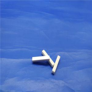 処理し難いジルコニアの陶磁器のブロックの基礎ゲージは絶縁体に文字を入れる
