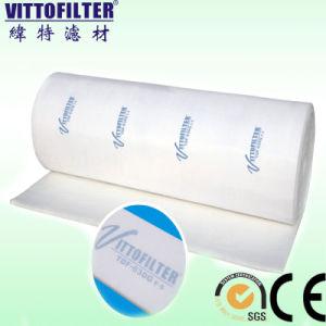 Высокая загрузка пыли окрасочной камере потолок хлопка воздушного фильтра