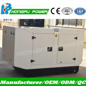 Двигатель Weichai дизельных генераторных установках с контроллером и АТС на базе 125 ква