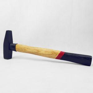 Углеродистая сталь дважды цвета деревянной ручкой молотка Machinist в ручных инструментов (XL0107)