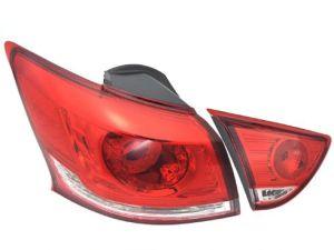 Molde de plástico para Auto Parts/Corteza protectora de la luz de compartimiento del motor de automóvil