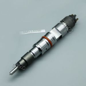 Yuchaiの共通の柵の注入器アセンブリ0445120160 (0445B29006)、Erick Boschの元の燃料噴射装置0 445 120 160