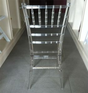 Outdoor Weddnigs를 위한 명확한 Chavari Chair