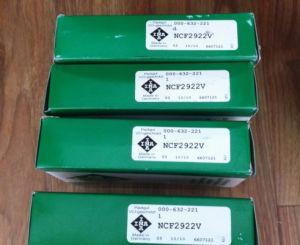 Rodamiento de rodillos cilíndrico del complemento completo SL182922