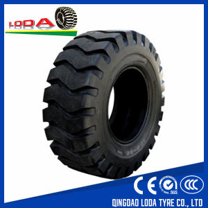 소형 로더 타이어 15/70-18 비스듬한 광업 OTR 타이어