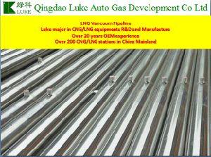 液化天然ガスの真空のパイプラインの液化天然ガスの真空の井戸の工場