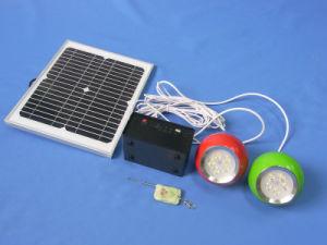 Yuge-L001 Octrooi Van uitstekende kwaliteit van de Batterij van het lithium het Duurzame onlangs Ontworpen Concurrerend van Systeem van de ZonneMacht van het Net het Kleine