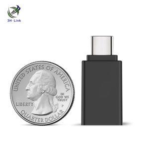 USB-C au connecteur USB 3.0 avec coque en aluminium pour Google Pixel