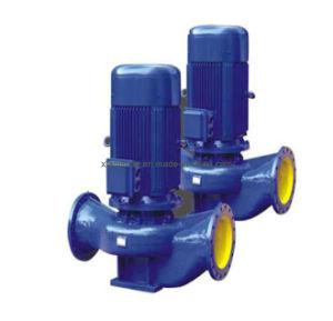 ISG IRG IWG 시리즈 단계 단 하나 흡입 수직 원심 펌프