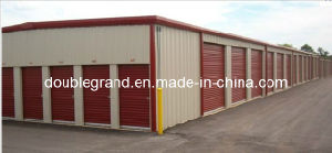 Edificio de estructura de acero económico/Almacén/Taller
