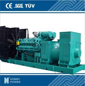 3mw Hv 1000 Rpm/1200 Rpmのディーゼル発電機