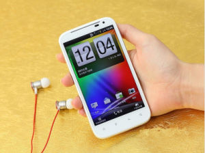 G21 Original desbloqueado Móvil Android sensación X315e celda Smart Phone