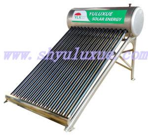 Вакуумная трубка конструкция рамы солнечный водонагреватель нержавеющая сталь