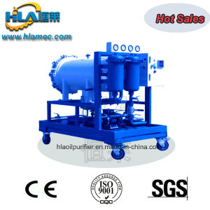 Tipo Explosionproof Coalescence-Separation Máquina de purificação do óleo