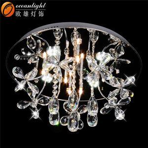 Lustre a lâmpada pendente, lindo lustre de cristal (OM66003-450)