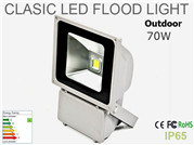 高いPower 70W LED Flood Light IP65 Waterproof White Color Outdoor Lighting
