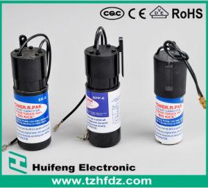 AC Motor Capacitor met VDE. Ce. RoHS. Goedkeuring CQC (CBB60)