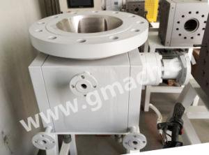 Poly Bomba de engranajes de alta presión para el cumplimiento de mediana y alta viscosidad media del reactor.