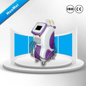 O IPL+Beaut RF beleza a máquina