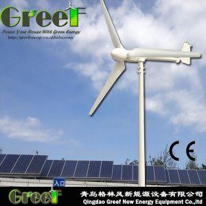 Горячая продажа Hawt ветровой турбины мощностью 1 Квт для дома