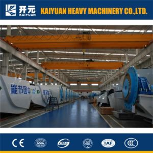 Lhは電気起重機の移動の二重ガードに天井クレーンをタイプする