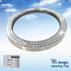 Anel giratório/Rolamento de giro/Rolamento de Rolete de Três Linhas da engrenagem interna com a norma ISO 9001