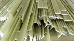 De Staaf/vlak de Staaf van het epoxy-vezelglas