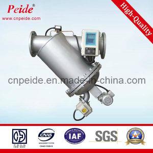 T de Filter van het Water van Brushaway van het Type voor de Behandeling van het Drinkwater
