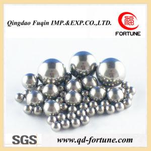 Bola de acero al carbono AISI304 G100