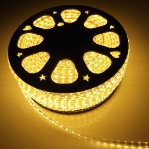 9-10LED 120lm/LED 3014 tira de LED Flexible SMD (G-3014-120-220V-910)