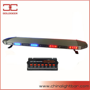 Aluminiumfeld LED, das Lightbar (TBD08926-22-4L, warnt)