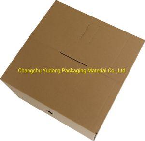 caja de cartón plegable personalizado de papel corrugado para embalaje