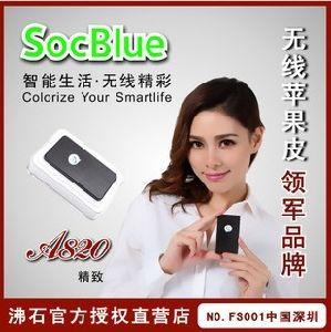 Acessório para iPhone5 ---Socblue UM820 2 Bluetooth Transformador SIM Converter para iPhone/iPod/iPad/iTouch