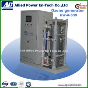 製革所の廃水処置のための500gオゾン発電機