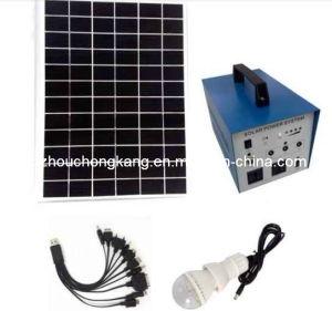 200W zonneGenerator, het Systeem van het Zonnepaneel (fc-na200-a)