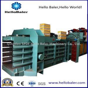 China Máquina de enfardamento automático melhor solução para a gestão de resíduos