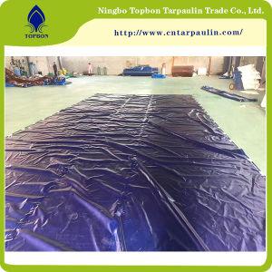 Campione pesante della tela incatramata del PVC del tessuto del vinile della tela incatramata rivestita del PVC della tela incatramata di tela di canapa di disegno della tela incatramata