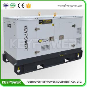 닫집 유형 중국 Foton 엔진 힘 디젤 엔진 발전기 Portable