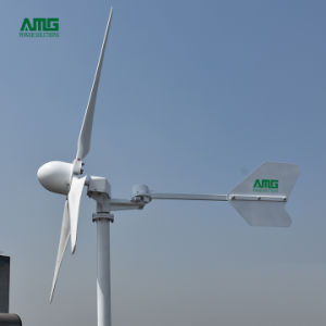 3kw通信塔のための水平の風力の発電機