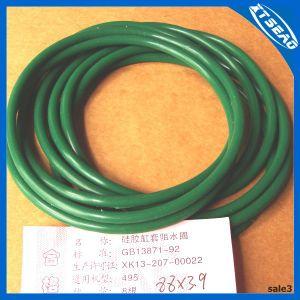 De Bestand O-ring 88*3.9 van het Water van de Dekking van de Cilinder van het silicone
