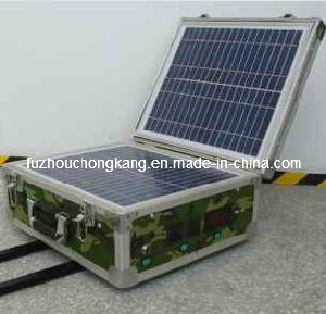 Gruppi elettrogeni solari portatili 500W, sistema del pannello solare (FC-A500-S)