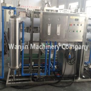 Macchina automatica del RO del filtrante di trattamento delle acque di osmosi d'inversione