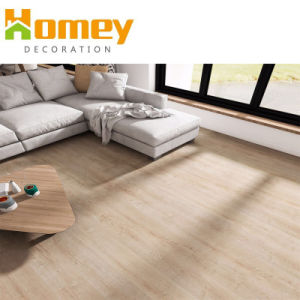 Décoration en matériau plastique vinyle Plancher Plancher Plancher de planches en vinyle PVC