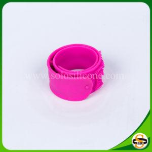 Migliore braccialetto di vendita popolare del silicone di schiaffo dei bambini del braccialetto del silicone