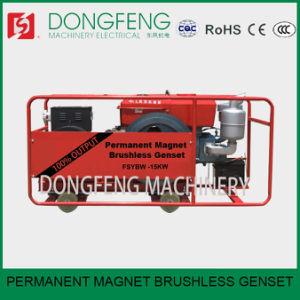 Reeks van de Generator van de Frequentie van de Alternator van de Magneet van de dieselmotor de Permanente Veranderlijke 8kw